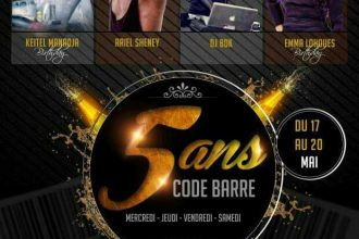 code barre birthday