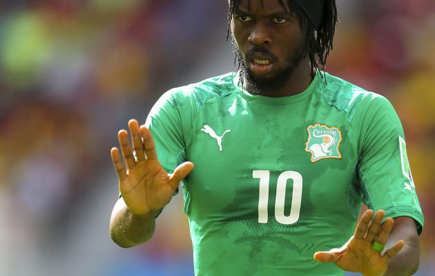 gervinho capitaine