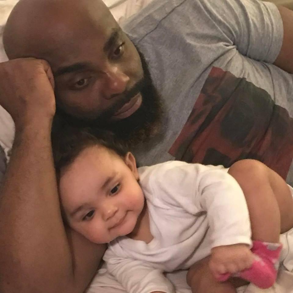 kaaris et sa fille