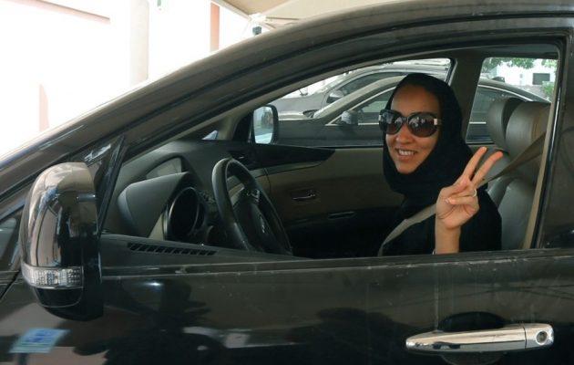 arabie saoudite femme au volant