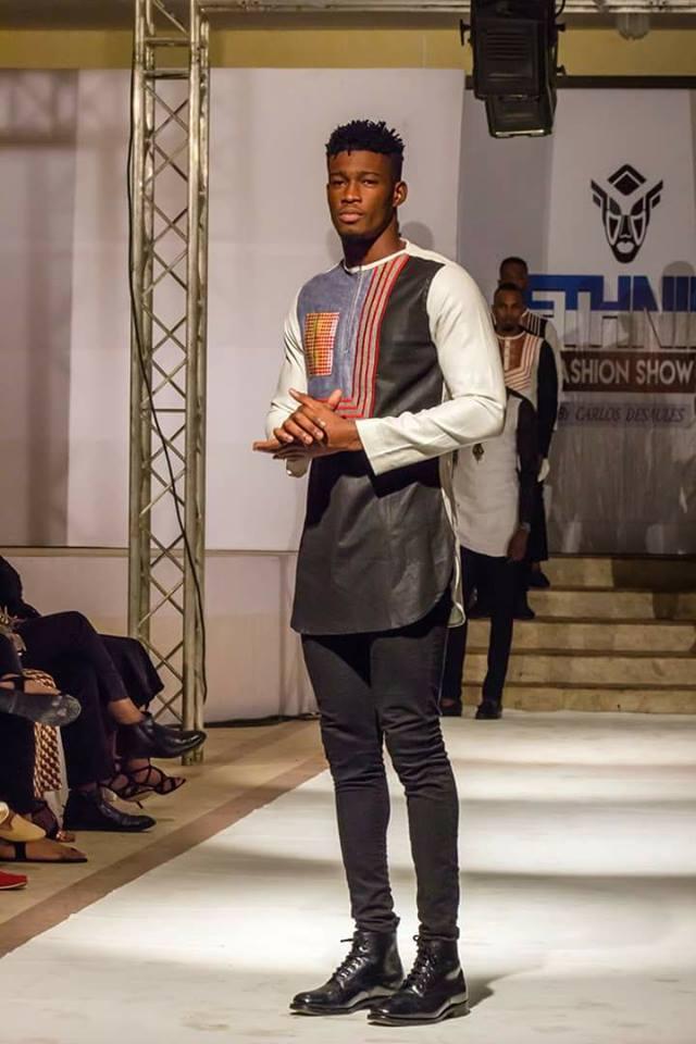 Roland Cedric, potentiel Meilleur mannequin au Top 10 de la mode ... 39cd1a45818