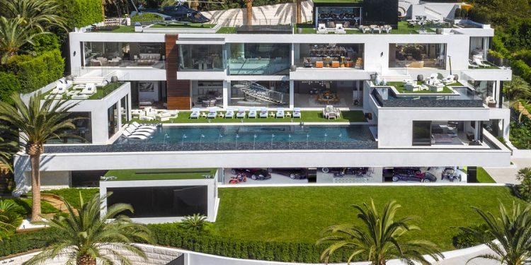 la maison la plus chre et la plus belle du monde se trouve aux etats unis los angeles la ville des stars dans letat de californie