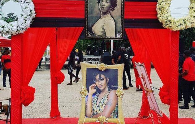 ebony funerailles