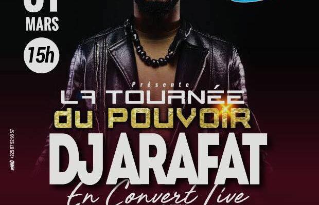 arafat concert
