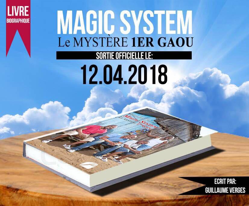 magic system le livre
