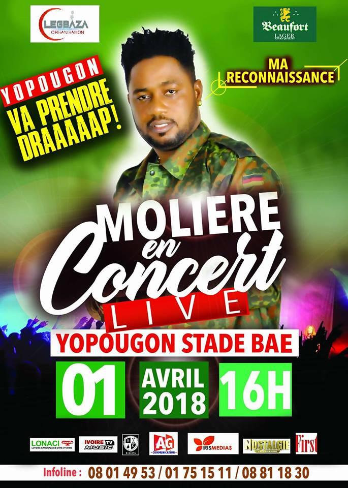 molière concert