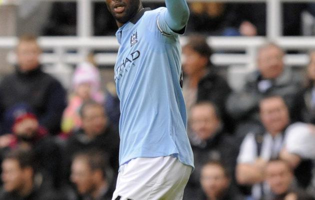 - Barclays Premier League - Newcastle Utd vs Manchester City - St. James' Park - Newcastle - 15/12/12 - Picture Richard Lee/Sportimage