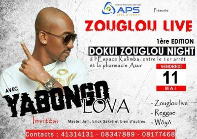 yabongo event
