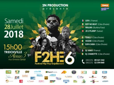 F2HE affiche officielle