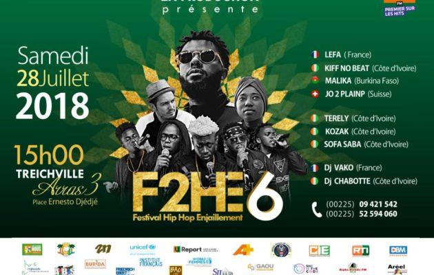 F2HE affiche officielle