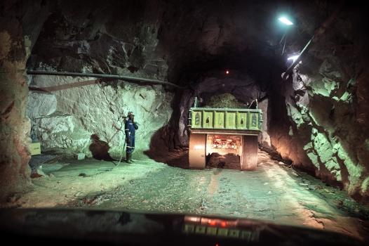 secteur ressources minières