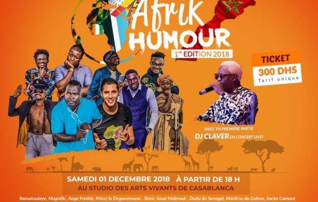 afrik humour