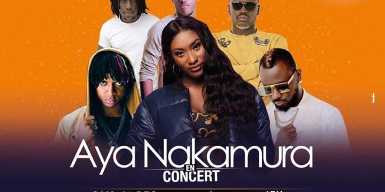 aya concert