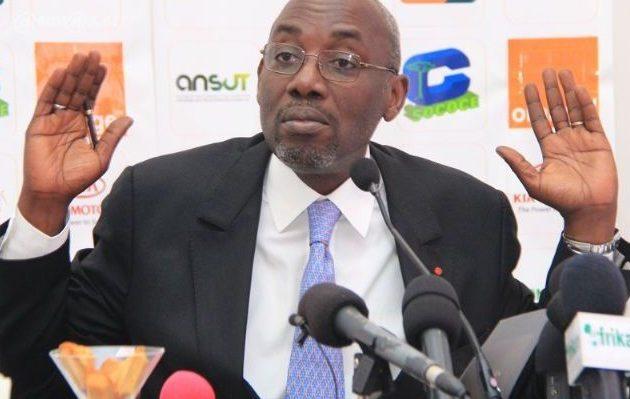 Sidy Diallo- Président de la FiF