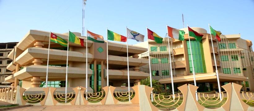 Siège de l'UEMOA, situé à Ouagadougou au burkina Faso