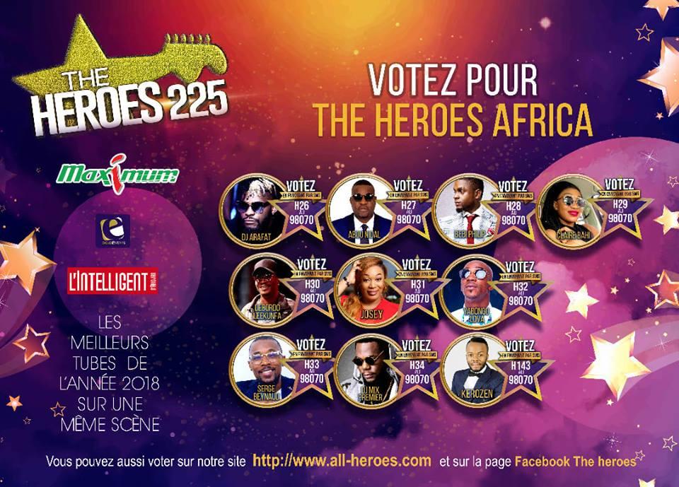 HEROES AFRICA