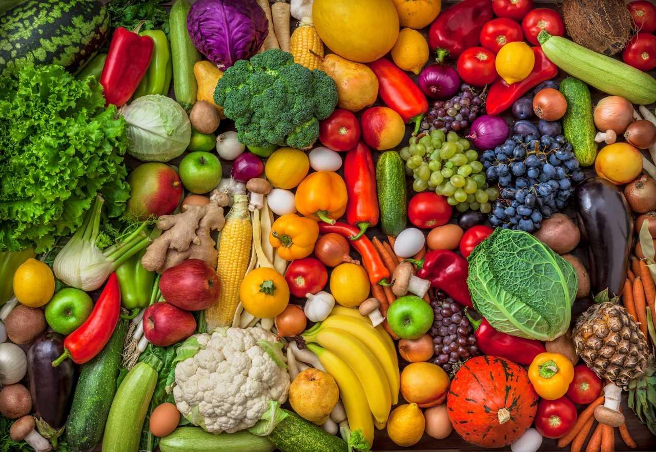 fruits et lég