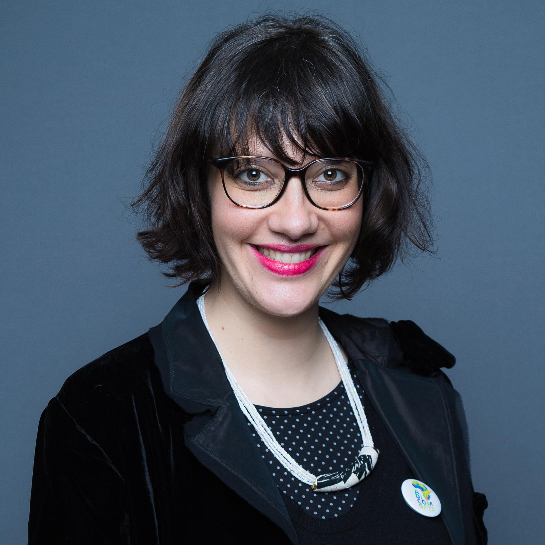 Sophia El Hajaj Gnassounou, directrice et co-fondatrice des ADICOMDAYS
