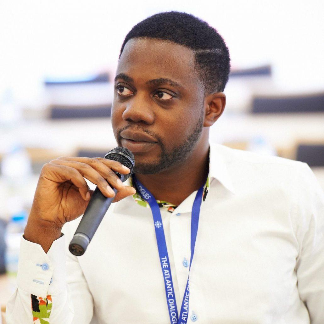 Kahi Lumumba, CEO de Totem Expérience