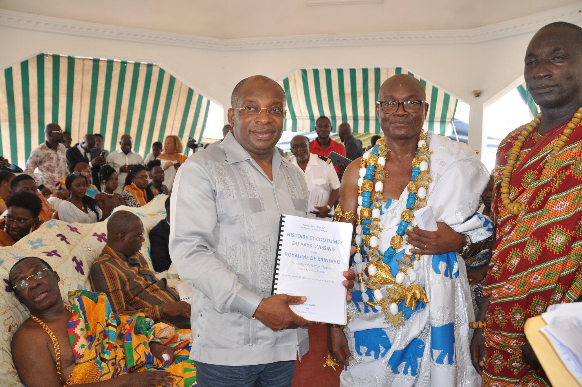 Tourisme de mémoire Krindjabo Boni Guyane MTL