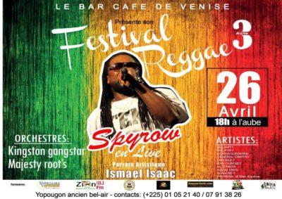 festival reggae bar café de venise