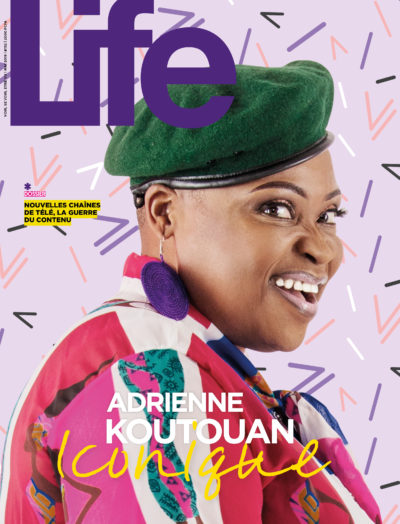 Adrienne Koutouan Life 152