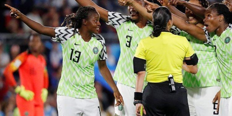 nigeria féminin