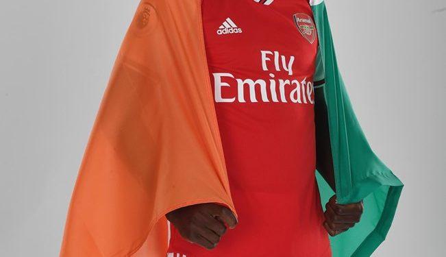 Nicolas Pépé Arsenal CI