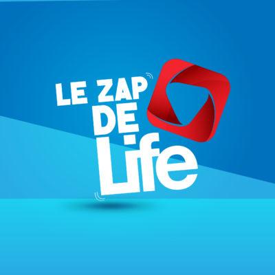 Visuel Zap de Life