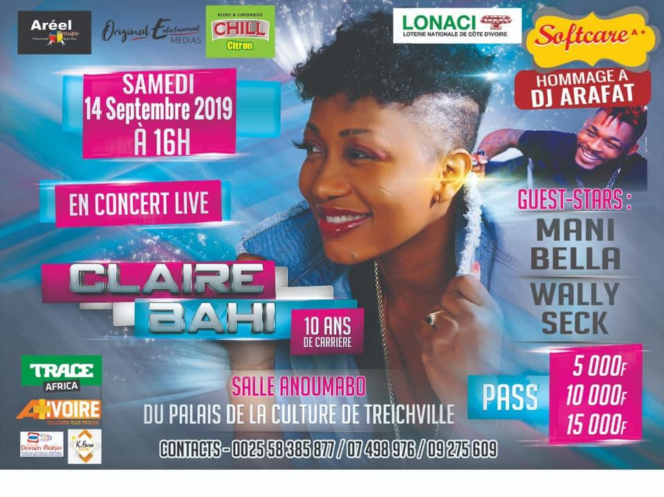 claire bahi concert