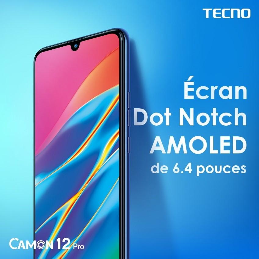 Ecran Camon 12 6.4 pouces