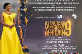 awards du mannequinat africain
