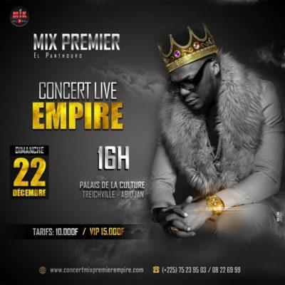 mix premier concert