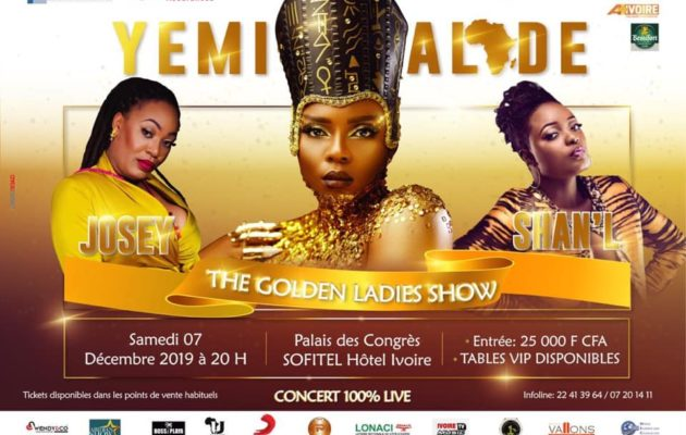 the golden ladies show