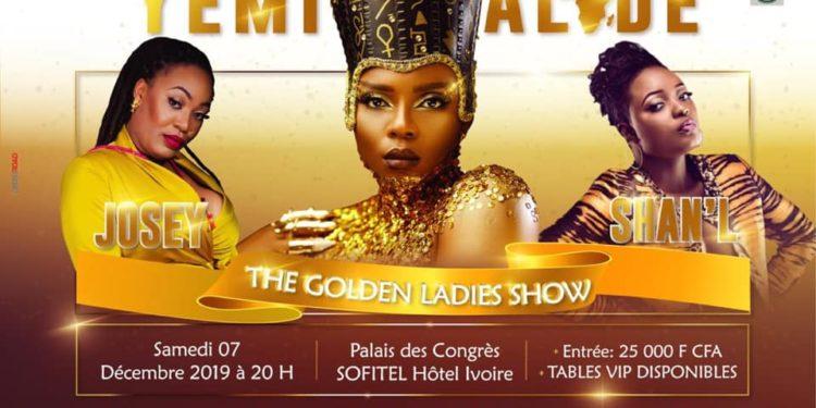the golden ladies show