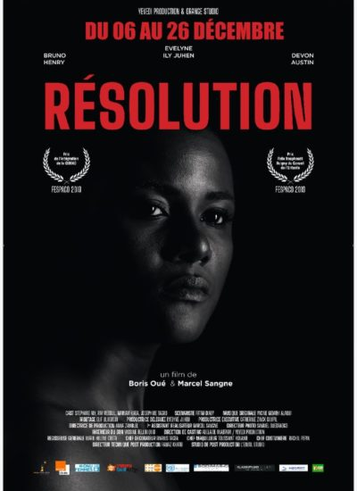 Affiche Résolution