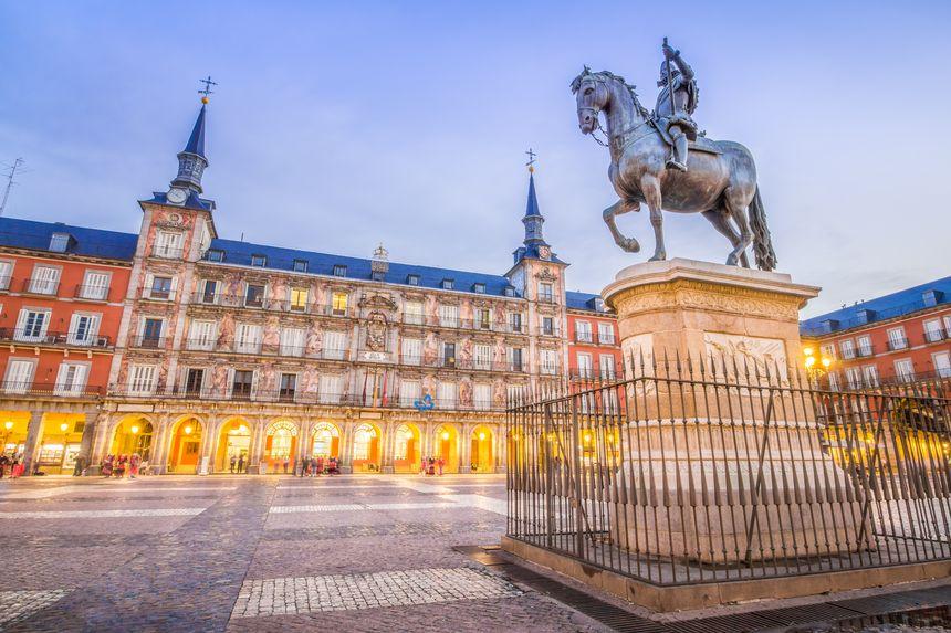 espagne-madrid-plaza-mayor
