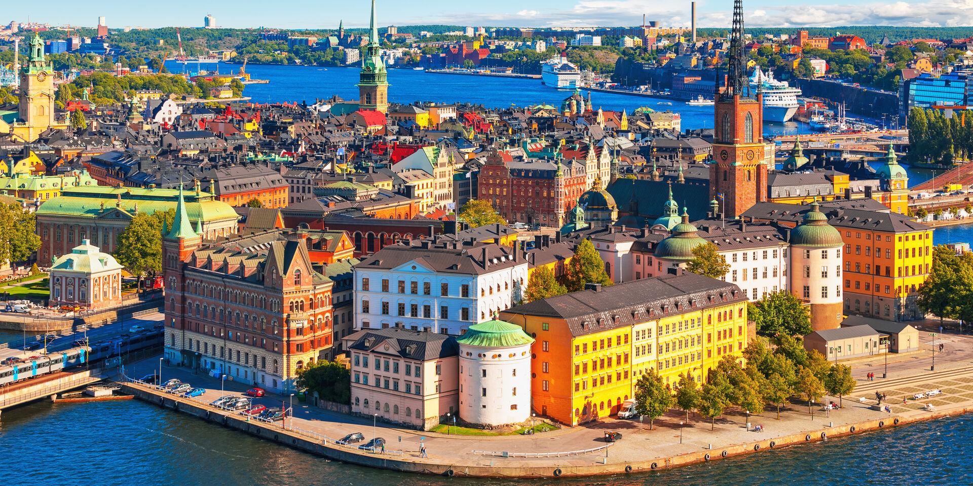 suède stockholm