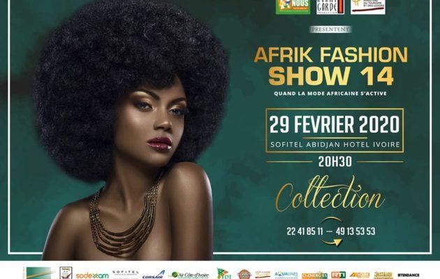 afrik fashion show