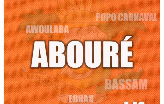 Abouré