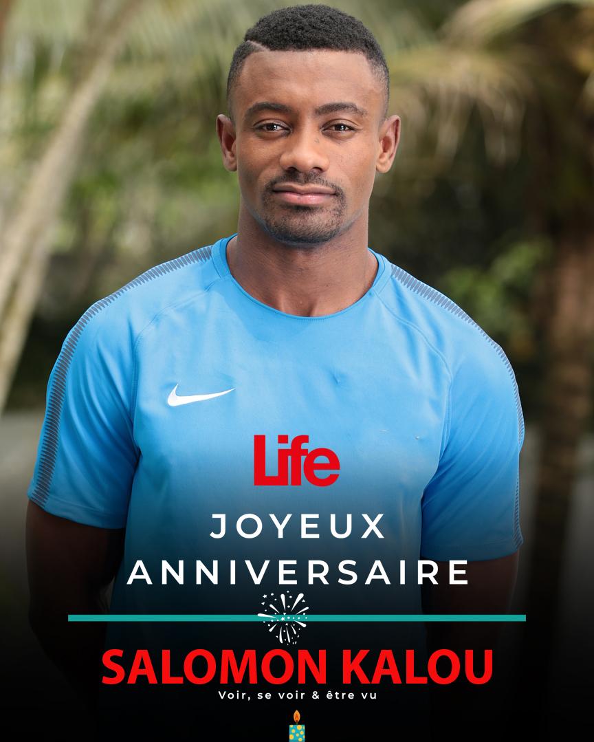 Salomon Kalou HBD