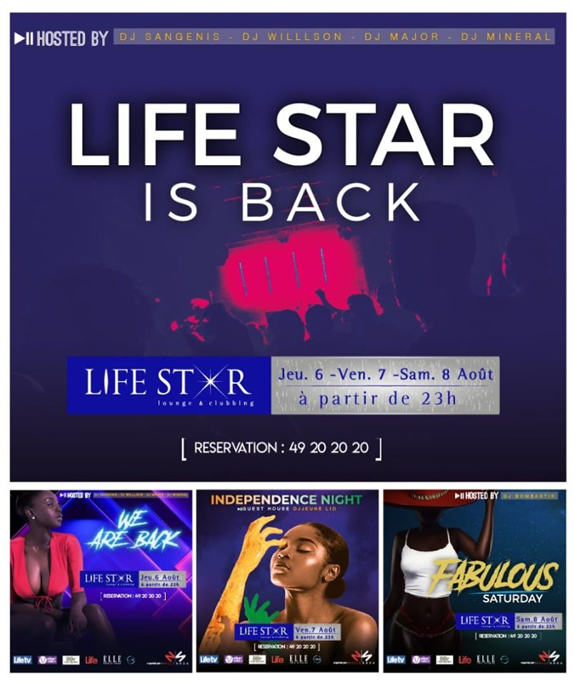 life star is back