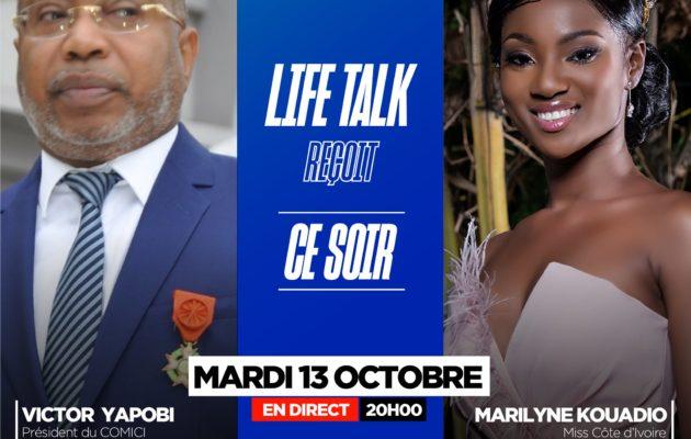 Victor Yapobi life TV