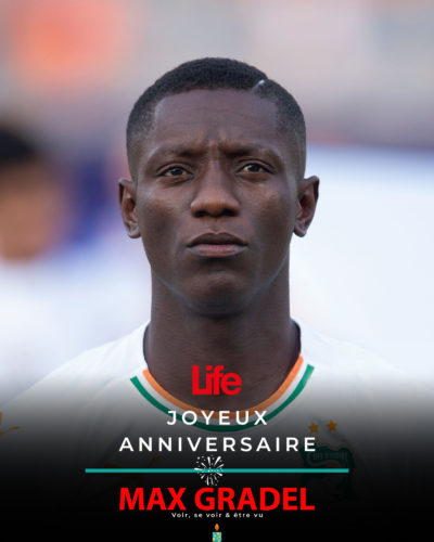 CAIRO, EGYPT - JULY 01: Max Gradel of Ivory Coast during the 2019 Africa Cup of Nations Group D match between Namibia and Ivory Coast at 30th June Stadium on July 1, 2019 in Cairo, Egypt. (Photo by Visionhaus)