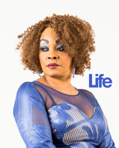 Tina Glamour Logbo Valentine